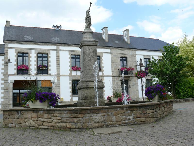 H bergements cl gu rec station verte office de tourisme de pontivy communaute cleguerec - Office de tourisme pontivy ...